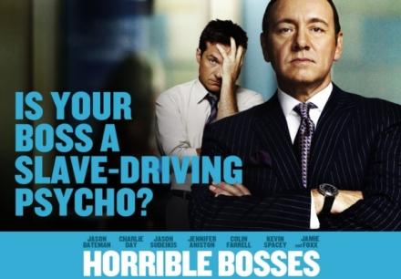 O seu chefe é um escravocrata psicótico?