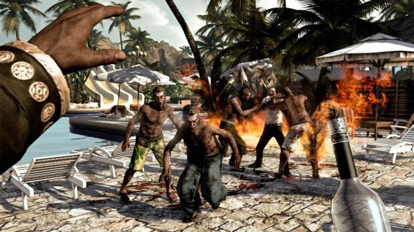 Dead Island : Coquetel Molotov