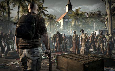 Multidão de Zumbis em Dead Island